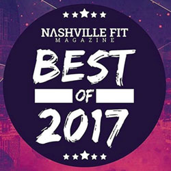 Voted best of Nashville Fit